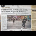 17 Belfast waits  but only few belive in lasting peace Savon Sanomat 1997
