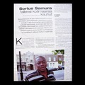 23. Soirus Samura filmed his homelands horrors in Sierra Leone