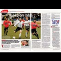 54 Football and corruption published Suomen Kuvalehti magazine 2005