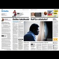 65 A column and stories about match fixzing and corruption on football pub Lapin Kansa, Satakunnan K